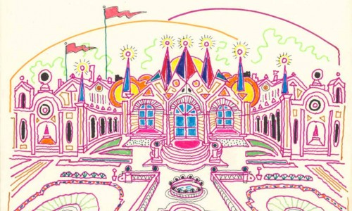 La Casa do ut do disegnata da Alessandro Mendini