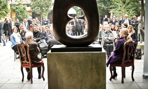 Presentazione di do ut do 2014, Collezione Peggy Guggenheim