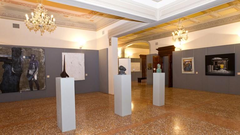Mostra do ut do 2012 a Villa Zarri, Bologna